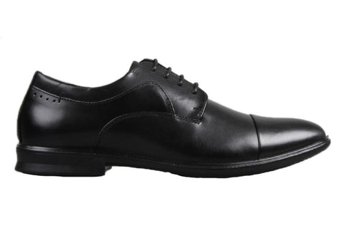 Hush Puppies CAIN Black