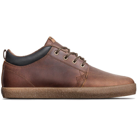 Globe GS CHUKKA Brown Leather