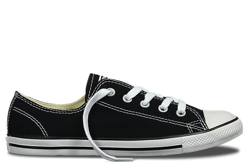 Converse ALL STAR DAINTY Low Canvas Black Women's