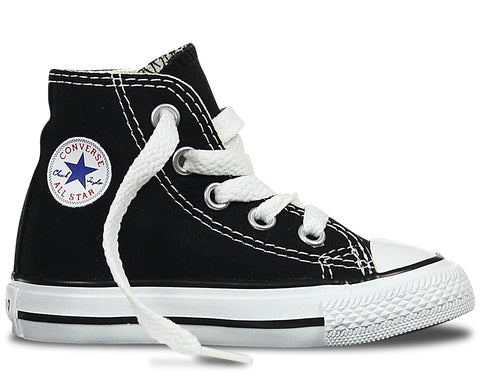 Converse Infant ALL STAR Hi Canvas Black