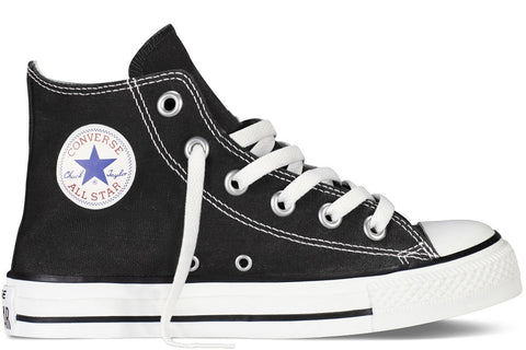 Converse Junior ALL STAR Hi Canvas Black