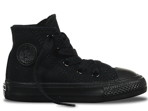 Converse Infant ALL STAR Hi Canvas Black Mono
