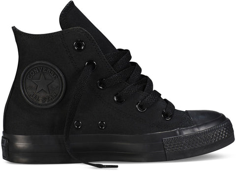 Converse Junior ALL STAR Hi Canvas Black Mono
