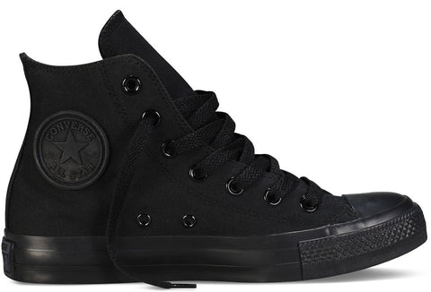 Converse Adult ALL STAR Hi Canvas Black Mono