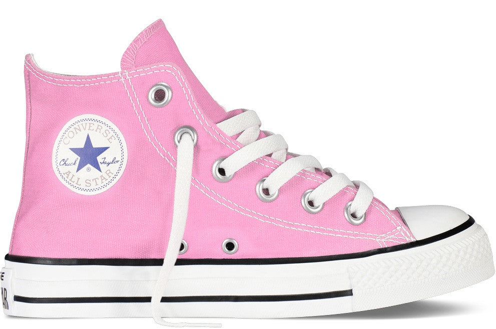 57bf82728a09 Converse Junior ALL STAR Hi Canvas Pink – Sesto Shoex