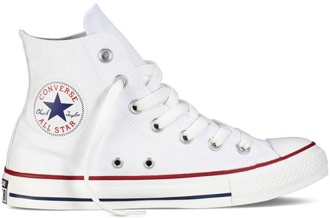 Converse Adult ALL STAR Hi Canvas White