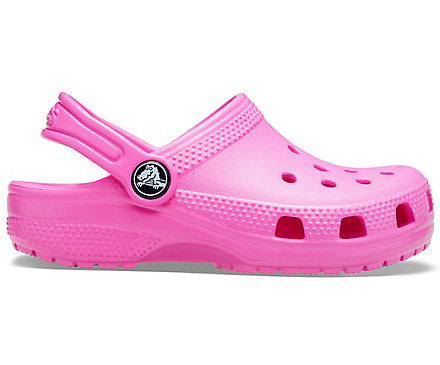 Crocs KIDS CLASSIC CLOG Electric Pink