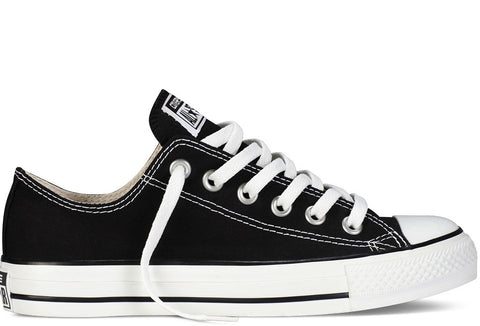 Converse Junior ALL STAR Low Canvas Black