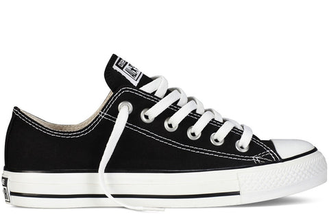 Converse Adult ALL STAR Low Canvas Black