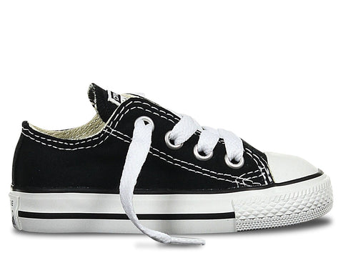 Converse Infant ALL STAR Low Canvas Black