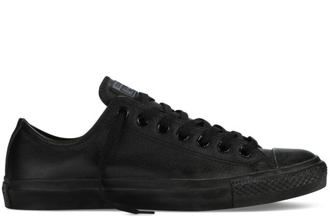 Converse Adult ALL STAR Low Leather Black
