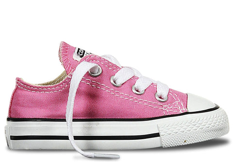 Converse Infant ALL STAR Low Canvas Pink