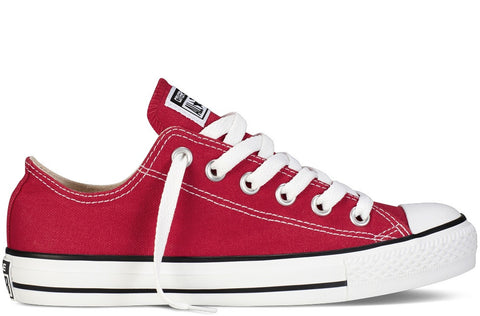 Converse Adult ALL STAR Low Canvas Red