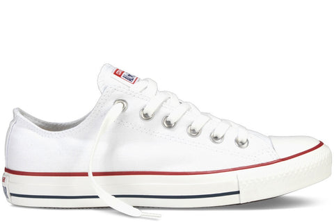 Converse Adult ALL STAR Low Canvas White