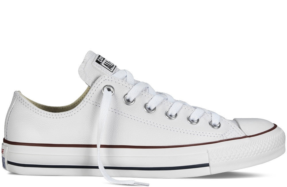 STAR Low Leather White – Sesto Shoex