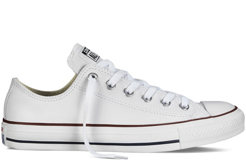 Converse Adult ALL STAR Low Leather White