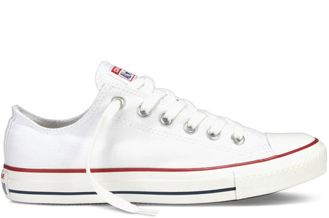 Converse Junior ALL STAR Low Canvas White
