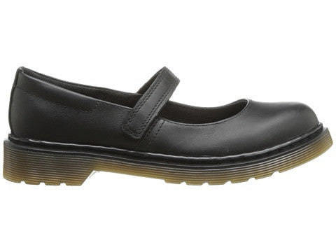 Dr. Martens Junior MACCY Mary Jane Black