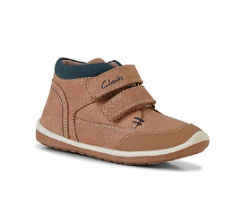 Clarks MUNICH Tan