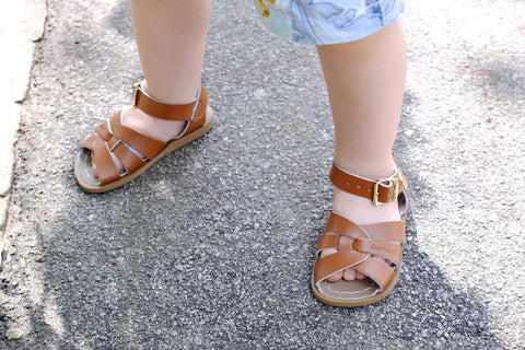 Saltwater Sandal ORIGINAL Tan