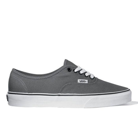 Vans KIDS AUTHENTIC Pewter/True White
