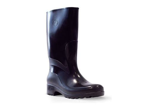 Bata WOMENS WEATHER GUARD GUMBOOT Black