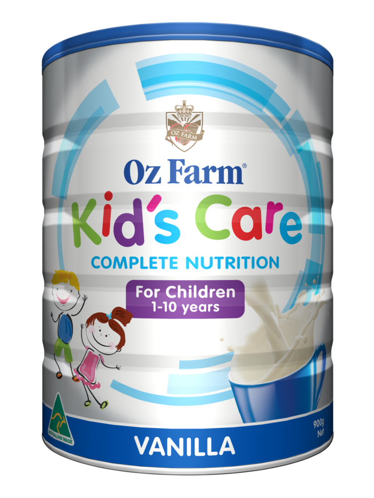 Oz Farm Kid's Care 900g