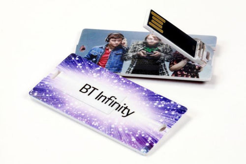 FD-048 Small Credit card size USB 1GB-16GB