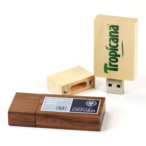 FD-071 Wooden USB 1GB-32GB