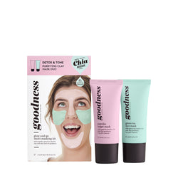 Glow-and-go Multi-masking Kit (2 x 30ml / 1.01 fl.oz.)