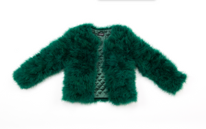EMERALD GREEN JACKET