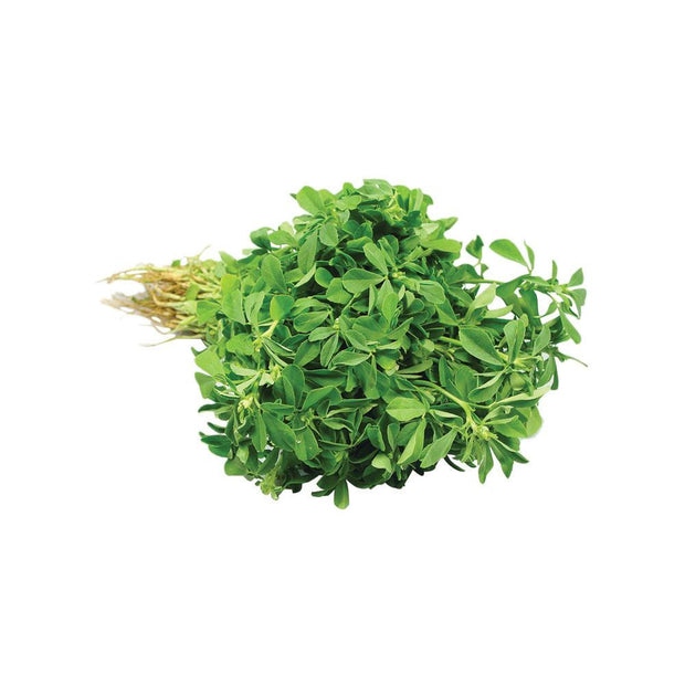Fenugreek leaves (Methi)