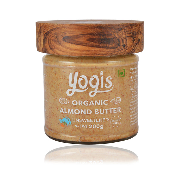 Almond Butter Unsweetened