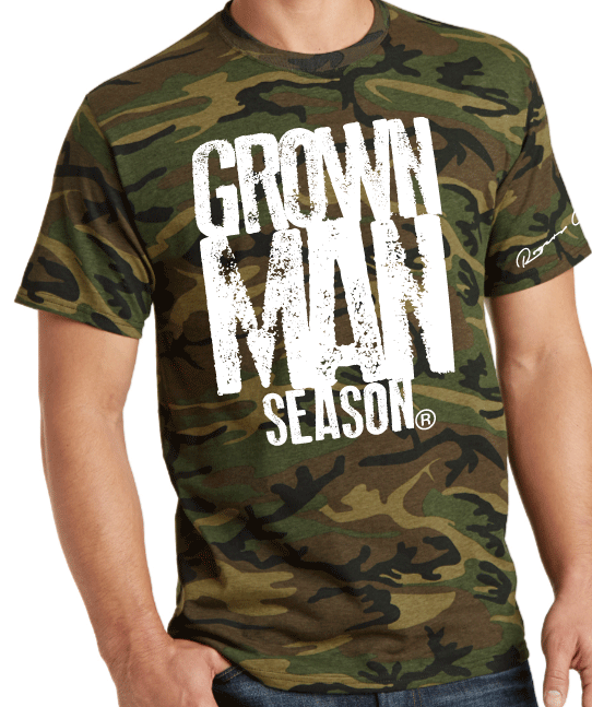 Grown Man Season Unisex Tee By Grown Man Season