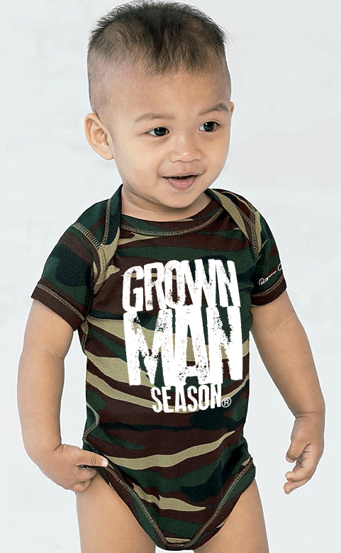 Grown Man Season Infant Onesie By Grown Man Season