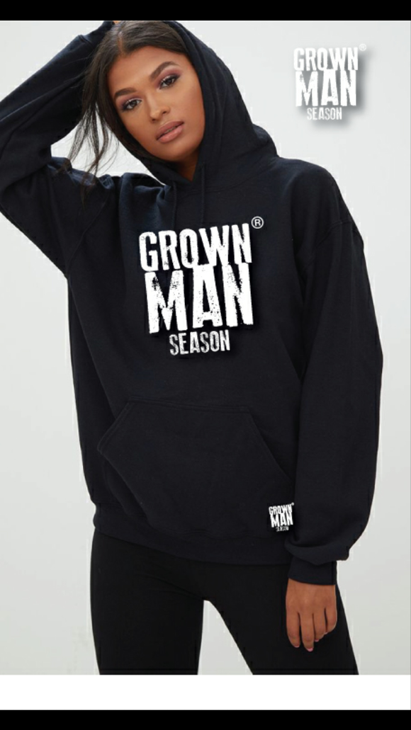 Grown Man Season Unisex Hoodie