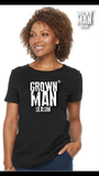 Grown Man Season Women's Tee