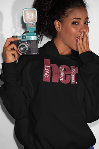 "HER ""Blush Diamond"" Hoodie Unisex By Grown Man Season"