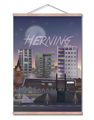 Herning ( Mørk version )