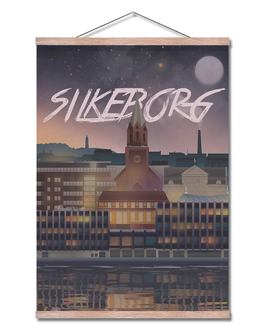 Silkeborg ( Mørk version )