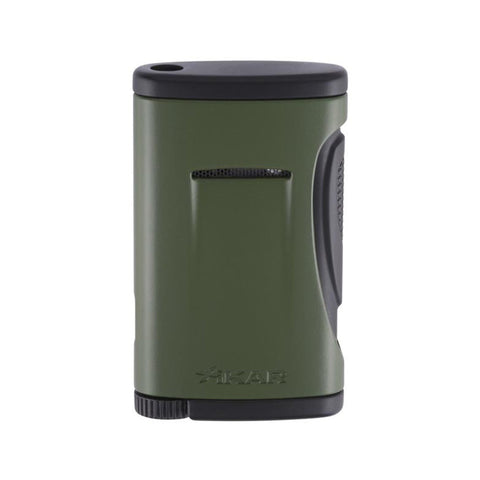 Xikar Xidris Single Lighter - OD Green