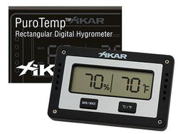Xikar Adjustable Digital Hygrometer