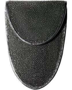 Xikar Black Stingray Sheath for Xi Cutter