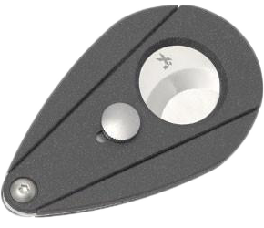 Xikar XI2 Cigar Cutter Granite/Grey