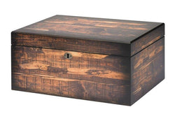 Adirondack 100 Cigar Reclaimed Wood Humidor