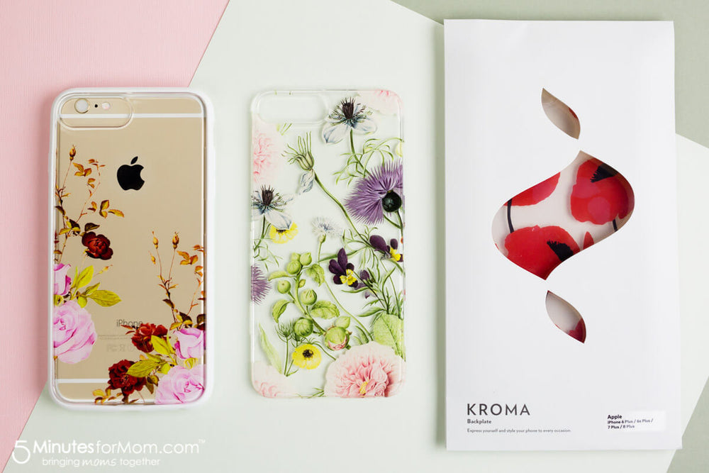 5 Minutes For Mom: Kroma iPhone Cases — Stunning, Tough, and BPA Free