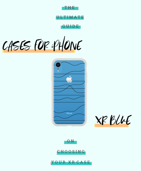 6 Cases That Will Look STUNNING On Your Blue iPhone XR