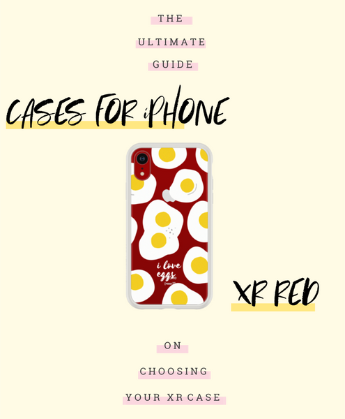 6 Cases That Will Look GORGEOUS On Your Red iPhone XR