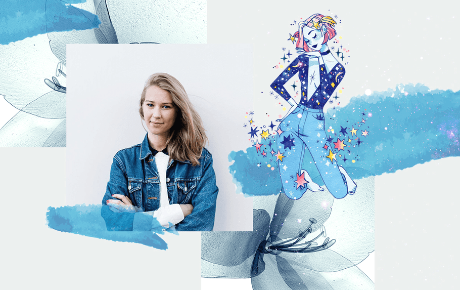 5 Questions With Our Artist Friend Sibylline Meynet