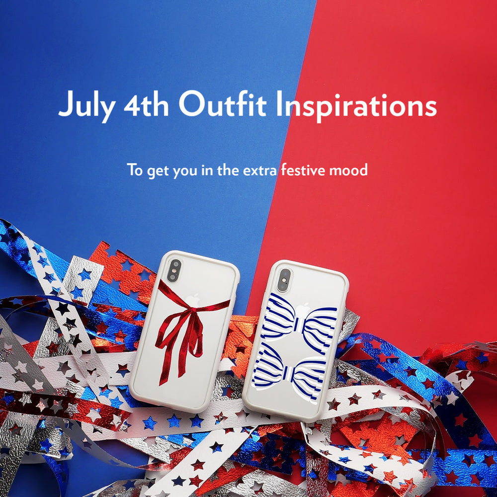 🎉 Fourth of July Outfit Inspirations 💃